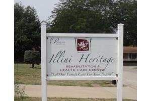 Illini Heritage Rehab & Health Care, Champaign, IL