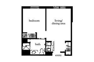 One Bedroom, Atria Briarcliff Manor