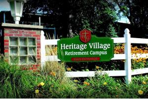 Heritage Village Retirement Campus, Gerry, NY