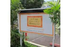 The Care Center of Honolulu, Honolulu, HI