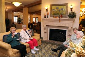 Pine Ridge of Hayes Senior Living, Sterling Heights, MI