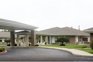Holzer Senior Care Center, Bidwell, OH