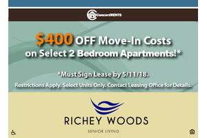 Richey Woods Senior Living, New Port Richey, FL