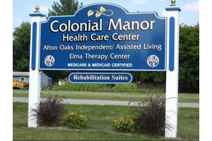 Colonial Manor of Elma Inc, Elma, IA