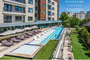 Overture Tanglewood 55+ Apartment Homes, Houston, TX
